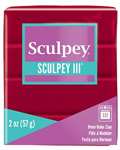Sculpey 2oz Red