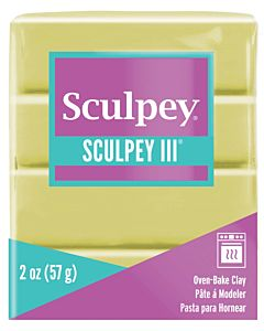 Sculpey 2oz Glow In The Dark