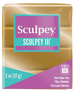 Sculpey 2oz Jewelry Gold