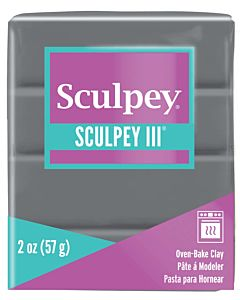 Sculpey 2oz Elephant Gray