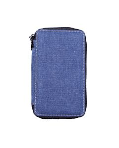 Pencil Case 24CT Denim Canvas