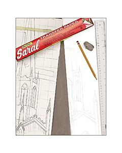 "Saral Transfer Paper Roll 12 ft x 12-1/2"" - Graphite"
