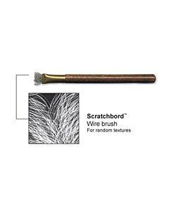 Ampersand Scratchbord Wire Brush