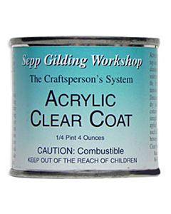 Clearcoat Sealer 4oz
