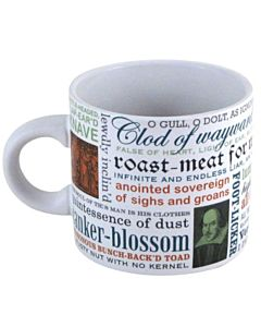 Insults Shakespeare Mug