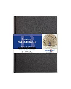 Stillman & Birn Beta Series Sketchbook - Hard Bound - 8.25x11.75