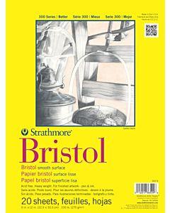 Strathmore 300 Series Bristol Smooth 19x24