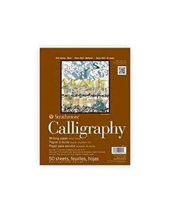 Strathmore 400 Series Calligraphy Pad 8.5x11
