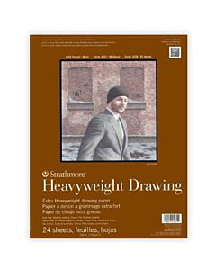 Strathmore 400 Series Heavyweight Drawing Pad - 18x24