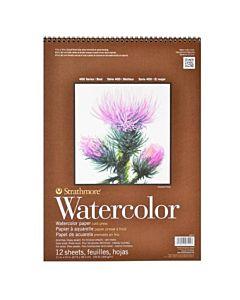 Strathmore 400 Series Watercolor Pad 9x12