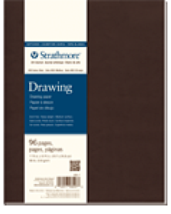 Strathmore 400 Series Soft Bound Drawing Journal Cream - 5.5x8