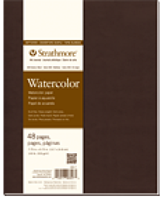 Strathmore 400 Series Soft Bound Watercolor Journal - 7.75x9.75