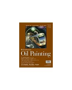 Strathmore 400 Series Oil Painting Pads - 18x24