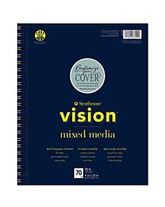 Strathmore Vision Mix Media Pad 5.5x8.5