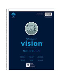 Strathmore Vision Watercolor Pad 6x9