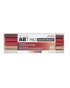 Tombow ABT Pro Markers - 5 Set Red Tones