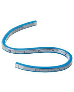C-THRU TC-384 Flexible Curve 12""