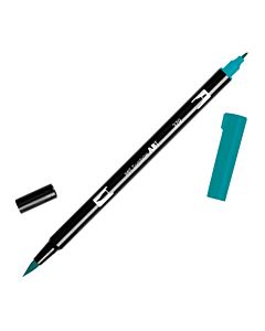 Tombow Dual Brush Pen No. 379 - Jade Green