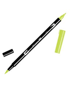Tombow Dual Brush Pen No. 133 - Chartruse
