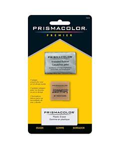 Design Eraser Assorted 3 pack