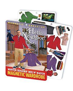 Mister Rogers Hello Neighbor Dress Up