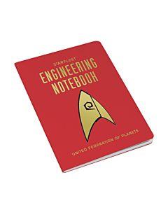 "Star Trek Engineering Notebook, 3x5"""