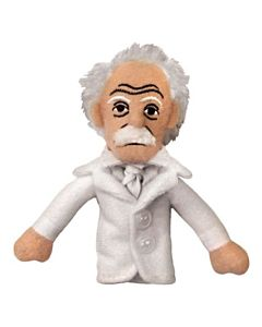 Mark Twain Finger Puppet