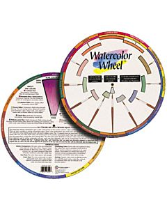 The Watercolor Wheel