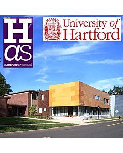 University Of Hartford - Color Kit - FWS110