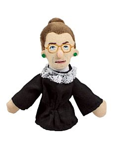 Unemployed Philosophers Guild - Ruth Bader Ginsburg Magnetic Puppet