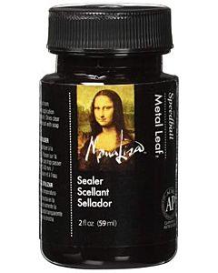 Speedball Mona Lisa Gold Leaf Sealer - Waterbased - 2oz