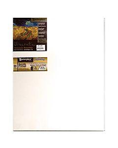 Masterpiece Vincent Pro Monterey Acryllic Primed  Stretched Canvas 18x18x7/8