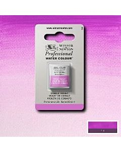 Winsor Newton Professional Watercolor - Half Pan - Cobalt Violet