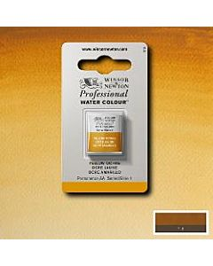 Winsor Newton Professional Watercolor - Half Pan - Yellow Ochre