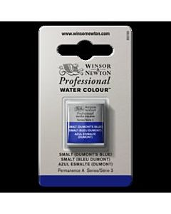 Winsor Newton Professional Watercolor - Half Pan - Smalt