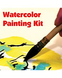 Art Activity Kit - Watercolor