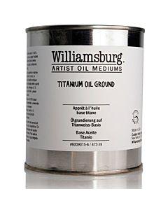 Williamsburg Titanium Oil Ground - 32oz