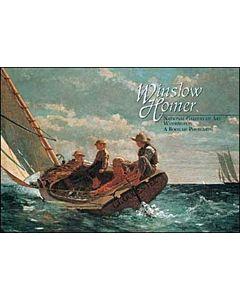 Postcard Book - Winslow Homer