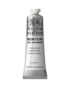 Winton Oil Color 200ml - Titanium White