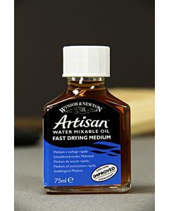 Artisan Water-Mixable Oil Color Fast Dry Medium 75ml Bottle