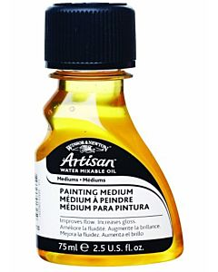 Artisan Water-Mixable Oil Color Oil Painting Medium 75ml Bottle
