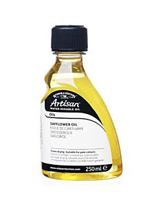 Winsor & Newton Artisan Water-Mixable Oil Color Safflower Oil 250ml