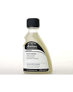 Artisan Water-Mixable Oil Color Satin Varnish 250ml Bottle