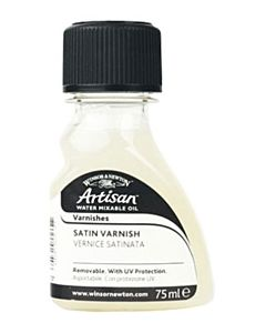 Artisan Water-Mixable Oil Color Satin Varnish 75ml Bottle