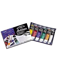 Artisan Water-Mixable Oil Color Intro Set of 6 37ml Tubes