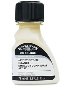 Winsor & Newton Artists' Picture Cleaner 2.5oz Bottle