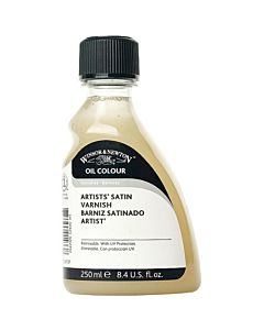 Artist Satin Varnish 250Ml