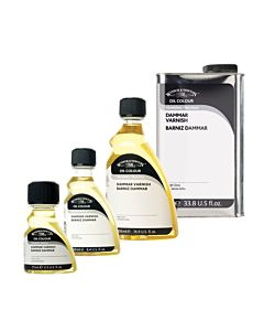 Winsor & Newton Dammar Varnish 8.4oz Bottle