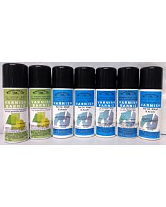 Winsor & Newton Aerosol Picture Satin Varnish 13.5oz Can