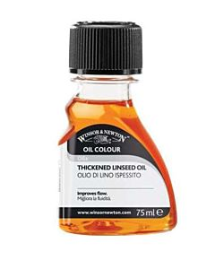 Winsor & Newton Thickened Linseed Oil 75ml